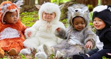 Das passende Baby-Kostüm für jede Persönlichkeit