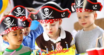Abenteuerliche Ideen: Jetzt eine Piraten-Geburtstagsparty für Kinder umsetzen!