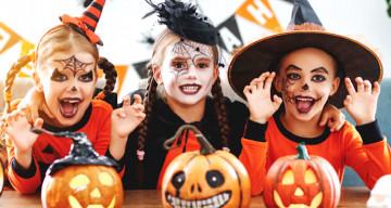 Gruselige Ideen: Organisiere eine Halloween-Party mit Kindern!