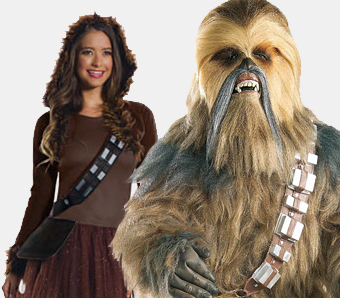 Chewbacca Kostüme