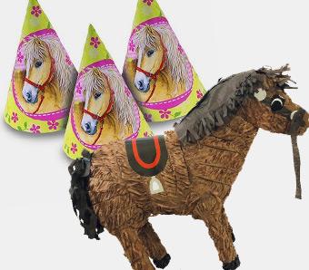 Pferde-Kindergeburtstag