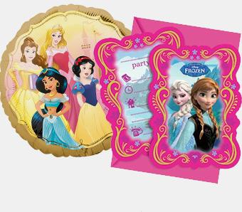 Prinzessin-Kindergeburtstag