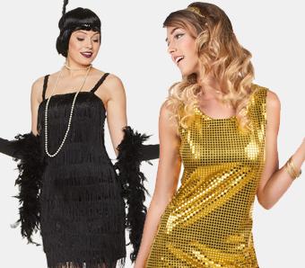 Silvester-Outfits für Damen