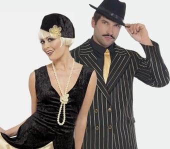 Silvester-Outfits für Paare & Gruppen