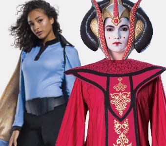 Star Wars Kostüme Damen